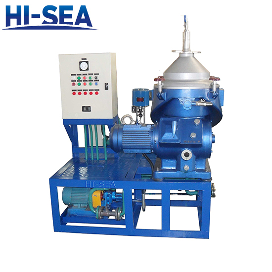 High Speed Oil centrifugal separator