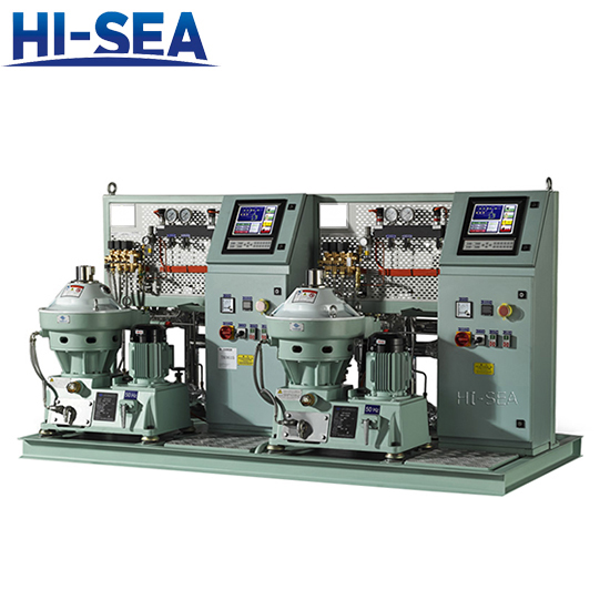 Marine High Speed Oil centrifugal separator