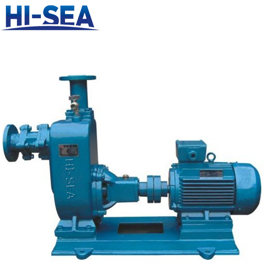 CBZ Series Marine Horizontal Self-priming Centrifugal Pump