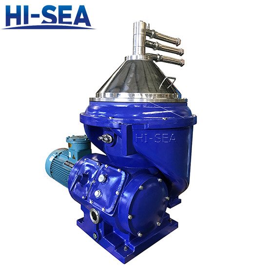 Marine Heavy Fuel Oil Separator