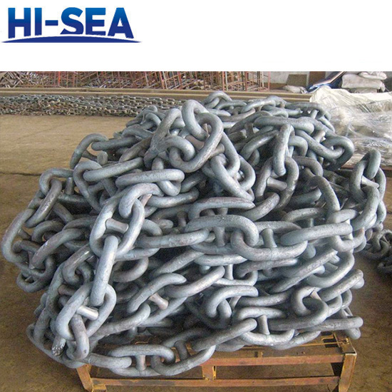 Galvanized Stud Link Anchor Chain