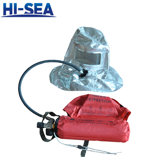Emergency Escape Breathing Devices for 10 Minutes with 2L Cylinder