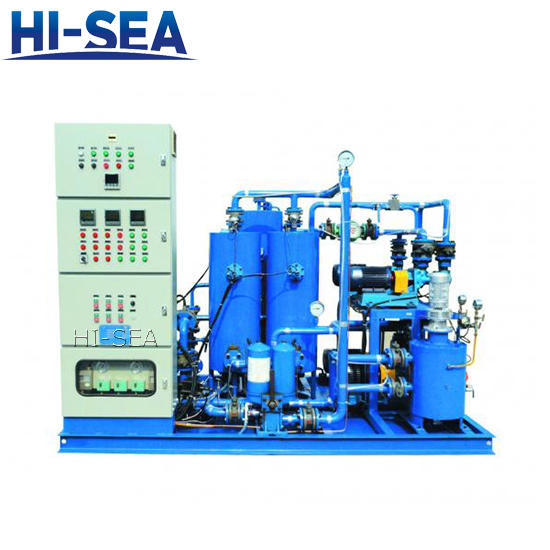 Heavy Fuel Oil Supply Device