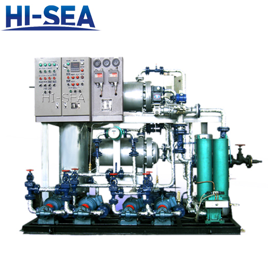Heavy Fuel Oil Supply Unit