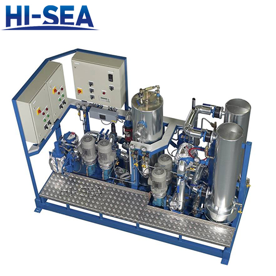Marine Diesel Fuel Oil Supply Device