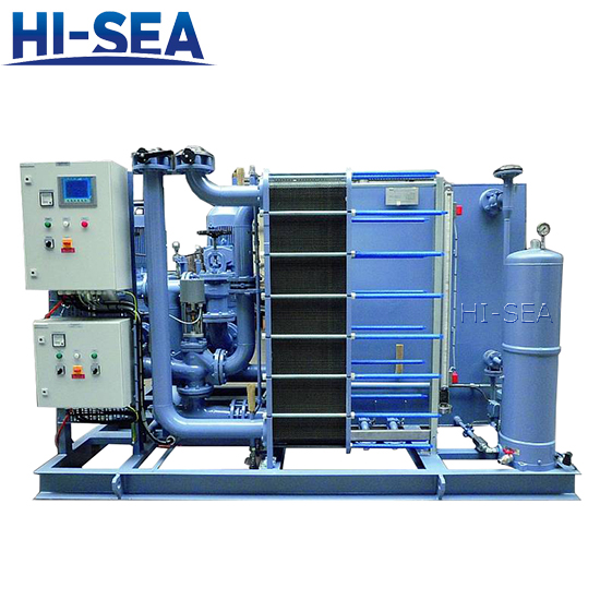Marine Heavy Fuel Oil Supply Unit
