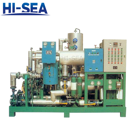 Semiautomatic Fuel Oil Supply Plant