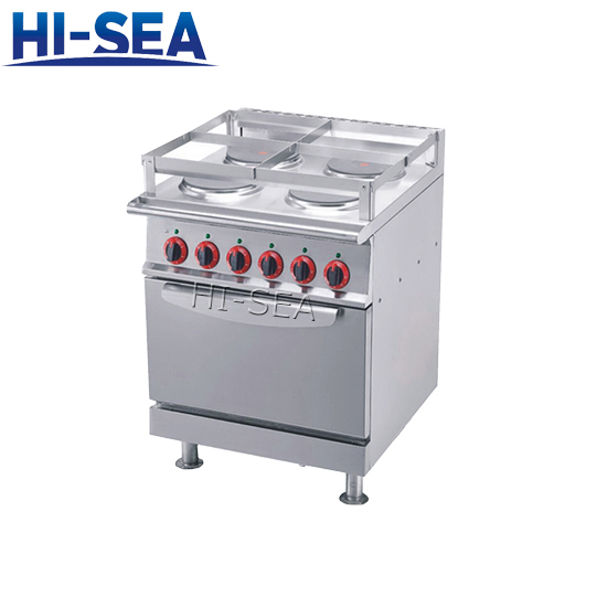 Marine Cooking Range(Round Hot Plate)