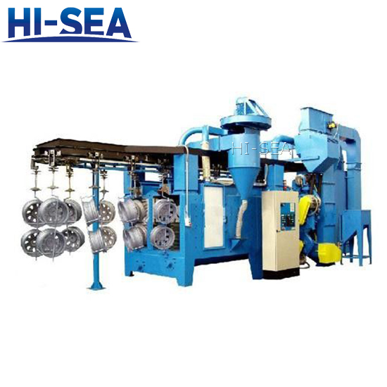 Shot Blasting Machine Manufacturer