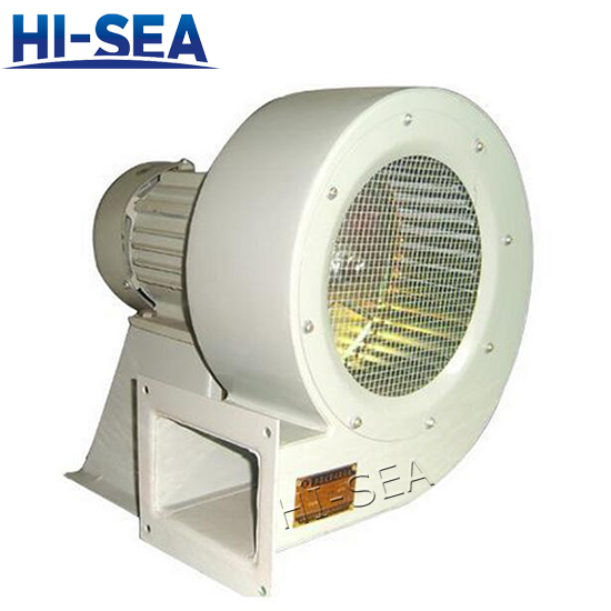 Navy Explosion Proof Centrifugal Fan