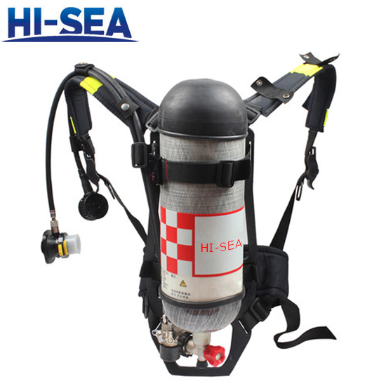 9L Positive Pressure Air Breathing Apparatus for Fire-fighting