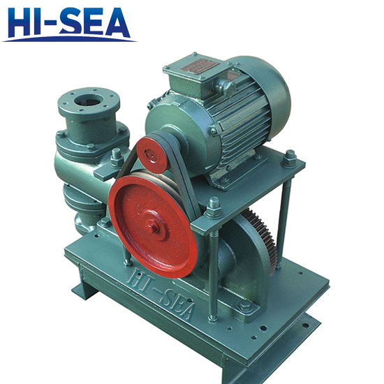 DZ Series Marine Electric Piston Pump
