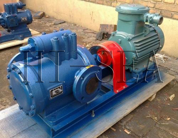 The Picture of 3G Series Three Screw Pump