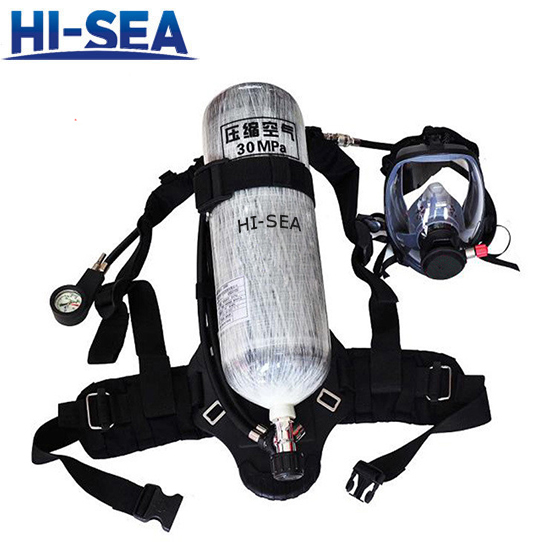 SCBA with 6.8L Cylinder