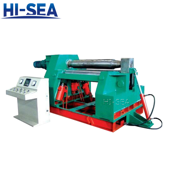 Four Rolls Plate Bending Machine