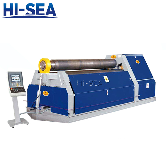 Four Rolls Plate Rolling Machine