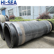 DN300 Dredge Discharge Rubber Hose