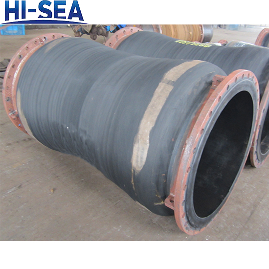 DN350 Dredge Discharge Rubber Hose