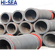 DN400 Dredge Discharge Rubber Hose