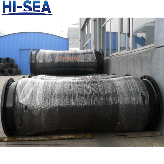 DN550 Dredge Discharge Rubber Hose