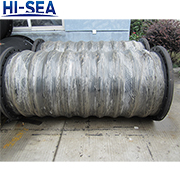 DN500 Dredge Suction Rubber Hose