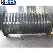 DN550 Dredge Suction Rubber Hose
