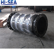 DN700 Dredge Suction Rubber Hose