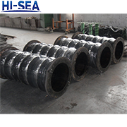 DN900 Dredge Suction Rubber Hose