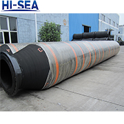 DN1000 Dredge Self Floating Rubber Hose