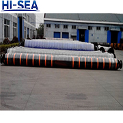 DN200 Dredge Self Floating Rubber Hose