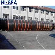 DN400 Dredge Self Floating Rubber Hose