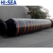 DN450 Dredge Self Floating Rubber Hose