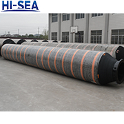 DN600 Dredge Self Floating Rubber Hose