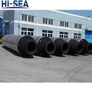 DN650 Dredge Self Floating Rubber Hose