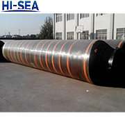 DN700 Dredge Self Floating Rubber Hose