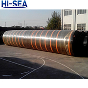 DN750 Dredge Self Floating Rubber Hose