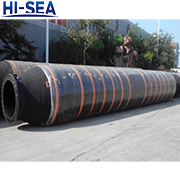 DN800 Dredge Self Floating Rubber Hose
