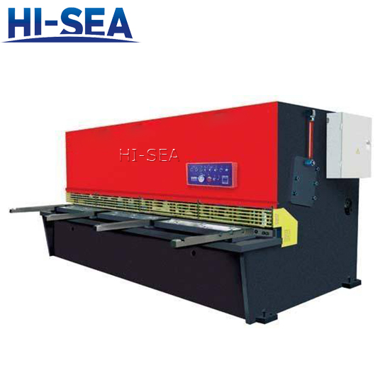 Hydraulic Steel Shearing Machine