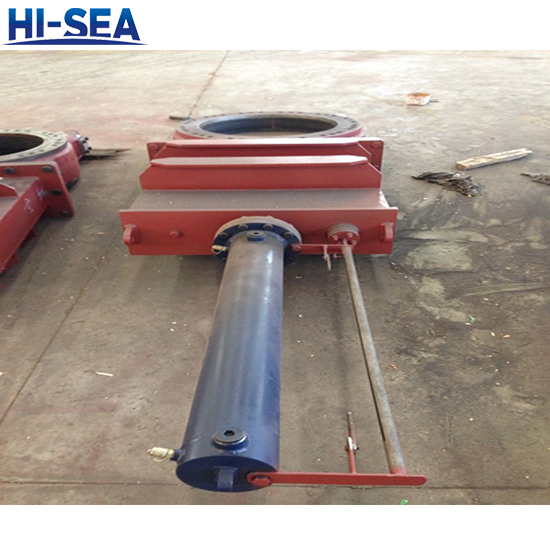DN1000 Dredge Gate Valve