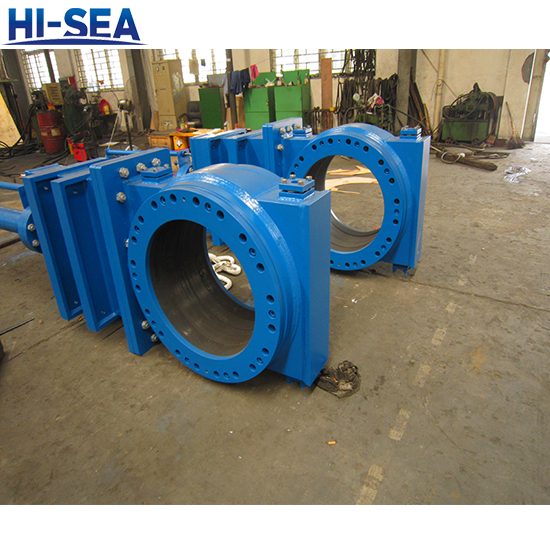 DN500 Dredge Gate Valve