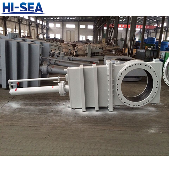 DN800 Dredge Gate Valve
