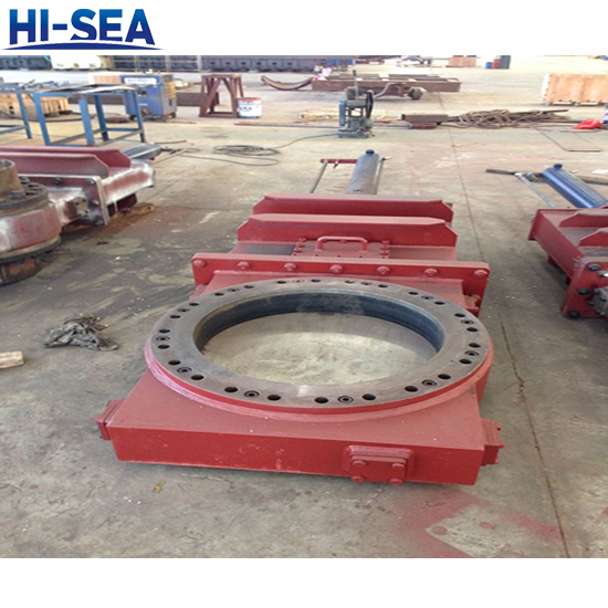 DN900 Dredge Gate Valve
