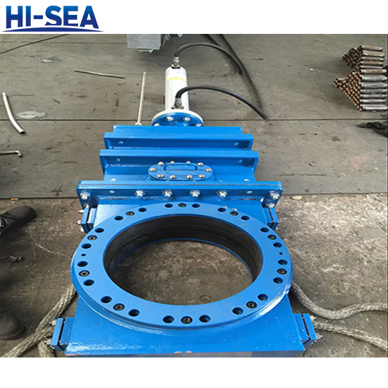 DN400 Dredge Gate Valve