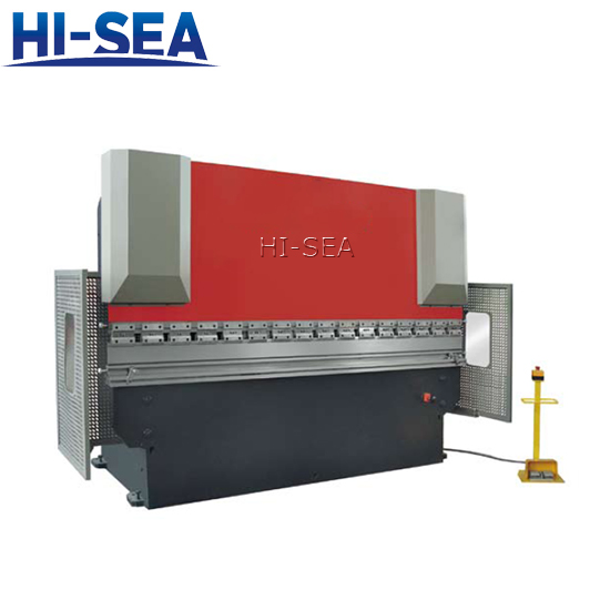 Vertical Press Brake