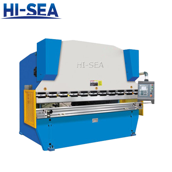 Stainless Steel Press Brake Machine