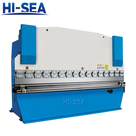 Vertical Press Brake Machine