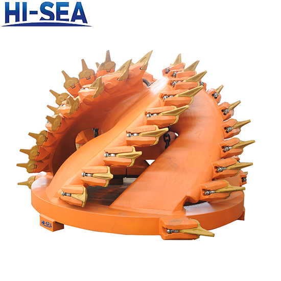 Dredge Cutter Head