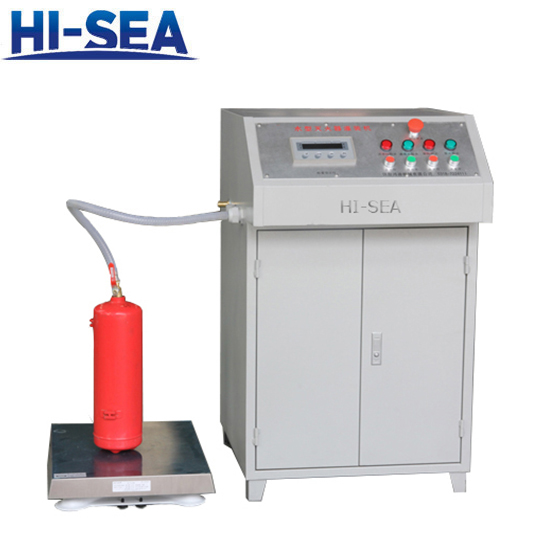 Fire Extinguisher Filling Machine