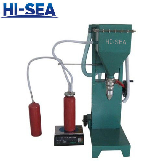 Fire Extinguisher Powder Filler With Iron Bucket