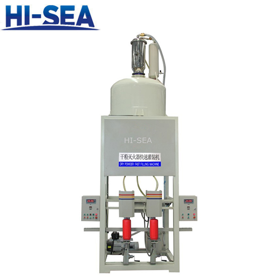 Dry Powder Fast Filling Machine